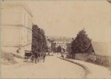 Saint-Dié-des-Vosges France Vintage Albumine 1890