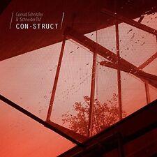 CONRAD SCHNITZLER & SCHNEIDER TM - CON-STRUCT CD NEU