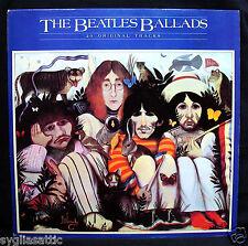 THE BEATLES BALLADS : 20 Original Tracks- Rare Phillipine Import LP-EMI #PCS7214