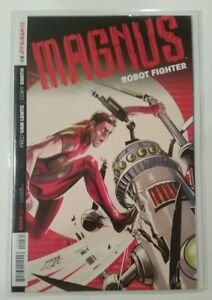 Magnus Robot Fighter Comic Issue #2 Gold Key Dynamite Entertainment