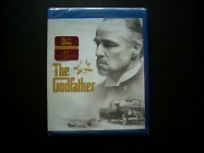 The Godfather Blu-ray Disc, 2017, 45th Anniversary Edition FREE SHIPPING!!!