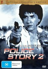 Police Story 2 (Special Edition) - Brand New DVD Region 4