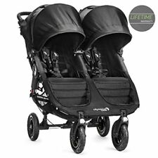 Baby Jogger City mini GT gemelar - silla de paseo color negro