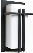 Modern Outdoor Bulkhead Light Exterior Light Fixtures Waterproof Wall Mount
