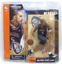 JASON KIDD New Jersey Nets Series 1 McFarlane Sportspicks NBA Action Figure 2002