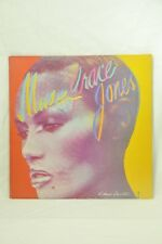 A16 Grace Jones Muse - 1979 Island Records Vinyl LP  ILPS 9538 Gatefold