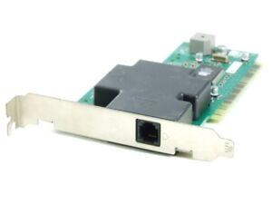 3Com DF PC 56k Data Fax Communication Line Controller Modem Card 3CP803598