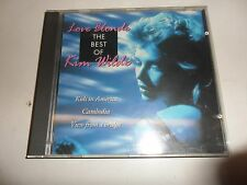 CD  Kim Wilde  – Love Blonde - The Best Of Kim Wilde