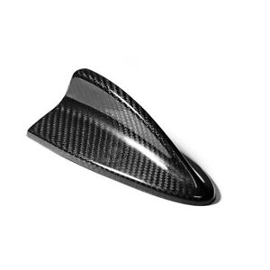 Carbon Fiber Roof Antenna Shark Fin Cover Trim for BMW M3 E90 E92 E93 E82 1M US