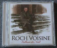 Roch Voisine, l'album de Noel, CD