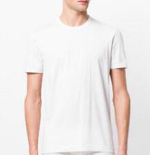 Dolce & Gabbana T-shirt R neck White cotton new D&G new t-shirt M