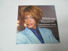 Whitney Houston - heartbreak hotel - cd single 2 titres 1999