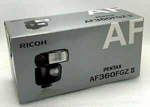 New Pentax AF360FGZ II Flash