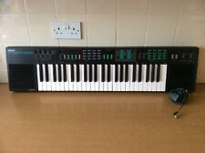Yamaha Portable PSR-22 Electronic Keyboard Synthesizer - Power Supply Working VG