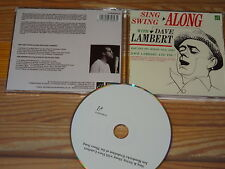 DAVE LAMBERT - SING SWING ALONG / ALBUM-CD 2014 MINT-