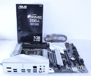ASUS Prime Z490-A Intel Socket 1200 ATX Motherboard