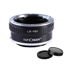 K&F Concept adapter for Leica R mount lens to Sony E mount NEX a5000 A7II,A7R