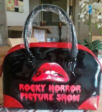 Rocky Horror Picture Show Lips Goth Punk Handbag Purse