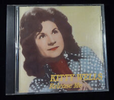 Kitty Wells - Release Me CD Rare COUNTRY