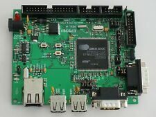 Cirrus Logic EP9302 (ARM9) Board, 2x USB, 2x RS232, Ethernet, SD