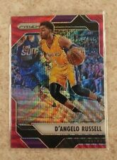 2016-17  Prizm  D'ANGELO RUSSELL  Ruby Wave Prizm