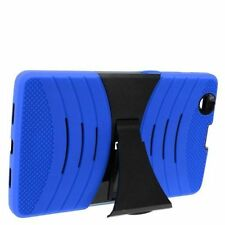 Carcasa azul para tablets e eBooks 8""