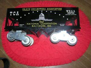 McCoy Standard Gauge TCA 1967 National Convention Baltimore Hopper Car