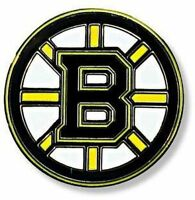 BOSTON BRUINS - TEAM LOGO - LAPEL/HAT PIN - BRAND NEW HOCKEY NHL-PN-001-07