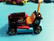2017 Hot Wheels 4/5 Bump Around HW Fun Park Best for Track