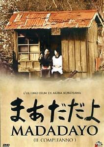 MADADAYO - IL COMPLEANNO  DVD DRAMMATICO