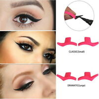 Cat Eye Wing Eyeliner Stamp Easy to Makeup Stamp Tool Makeup Kit Brush Tool