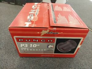 BRAND NEW OLD SCHOOL ROCKFORD FOSGATE P310D2 STAGE 3 MADE IN USA