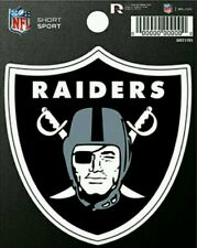 Oakland Raiders Decal Perfect Cut,  Car Window, Tumbler, Laptop. See Description