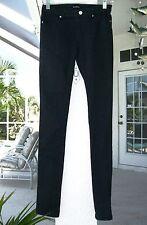 BEBE Leggings/Skinny Pants~Blue/Black Reptile Print~Size 27~Stretch~Super Hot