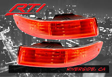 98-01 Acura Integra DC DC2 JDM Amber Bumper Light Signal OE Style Fast Shipping!