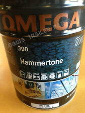 PAINT SILVER - Hammertone Finish 20 Litre! Perfect for Trailers!