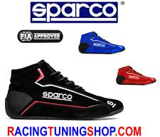 SCARPE SPARCO SLALOM + NUOVA OMOLOGA FIA 8856-2018 - RACING SHOES SCHUHE