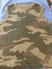Camouflage Sleeveless Shirt by Faded Glory, Boys Size 5