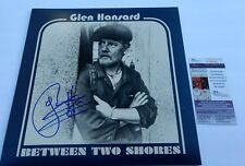 GLEN HANSARD SIGNED BETWEEN TWO SHORES VINYL LP JSA COA autograph Swell Season