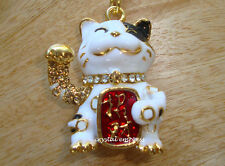 Feng Shui - 2017 Lucky Money Cat Keychain