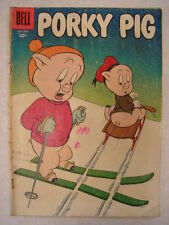 PORKY PIG #50 WARNER BROS DELL COMICS JANUARY 1957