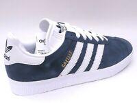 Adidas Gazelle II Mens Shoes Trainers Uk Size 7 - 12    034581 Marine Blue