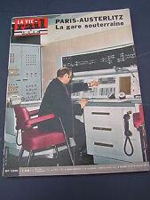 vie du rail 1969 1201 ROISEL HARGICOURT VERMAND FINS SOREL ROCOURT ESPRELS