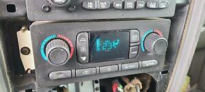 2003-2004 GMC Envoy / Chevy Trailblazer AUTOMATIC Climate Control / HVAC  TESTED