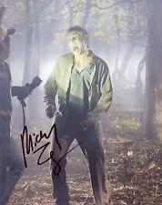 "~~ MICHAEL ZEGEN Authentic Hand-Signed ""Randall - WALKING DEAD"" 8x10 Photo B~~"