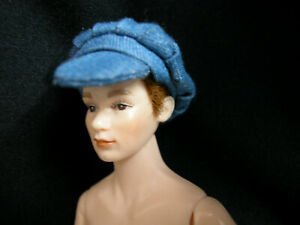 Heidi Ott  Dollhouse Miniature Child  Boy Hat  1:12 Scale New  #XZ786  D