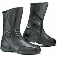 Velcro Leather Boots for Men