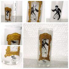Rare Harry Potter The Mirror of Erised Highball Drinks Glass  (2001)