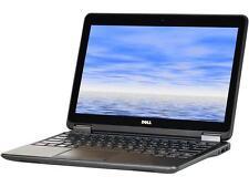 """DELL E7240 12.5"""" Laptop Intel Core i5 4th Gen 4200U (1.60 GHz) 8 GB Memory"""