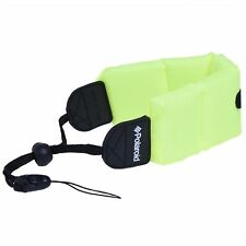 Polaroid Floating Wrist Strap (Green)For Waterproof Cameras,Camcorders&Housings